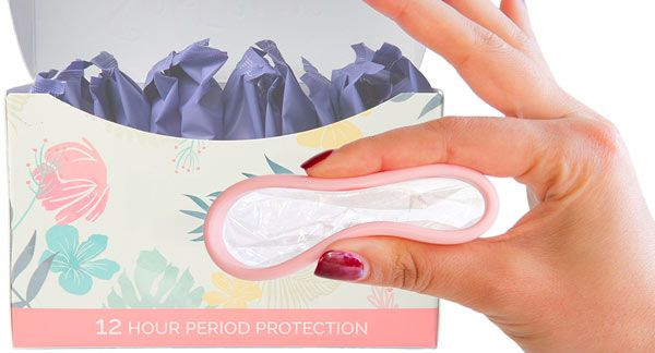 cómo hacer el amor con la menstruación: copa menstrual blanda desechable (softcup)