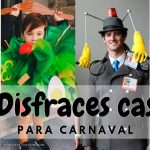Los Disfraces Caseros más Originales para Carnaval