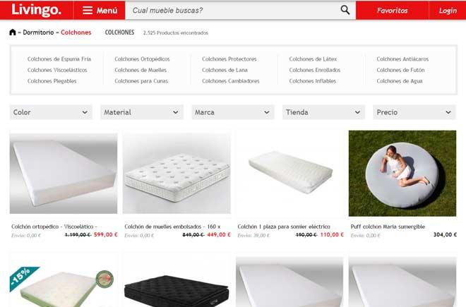 C mo no volverse loco al comprar muebles online trucos y - Comprar muebles por internet ...