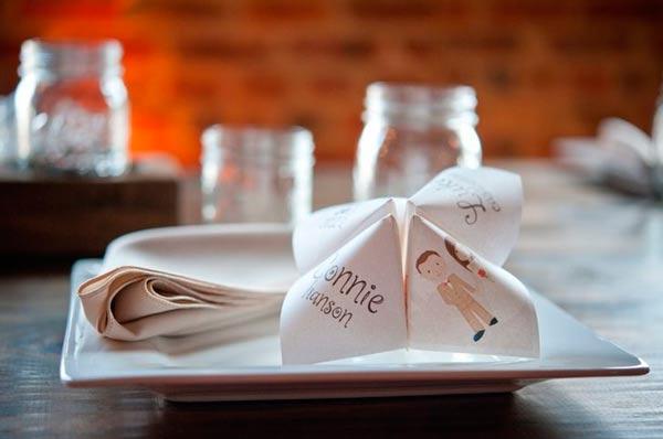 marcasitios fácil de papel: un comecocos