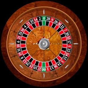 ruleta de una ruleta americana de doble cero de un casino online