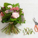 Cómo hacer un Ramo de flores Fácil y vistoso