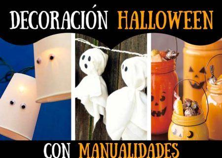 manualidades para decorar la casa por halloween