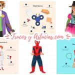 Los Disfraces de Halloween para Niños más Populares en 2017