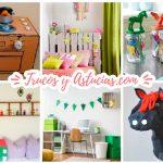 27 Increíbles Ideas de Reciclaje para habitaciones Infantiles