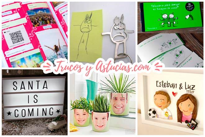 ideas para regalar en navidad con regalos personalizados originales