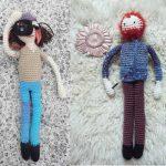 regalo-de-navidad-muñecos-ganchillo-personalizados
