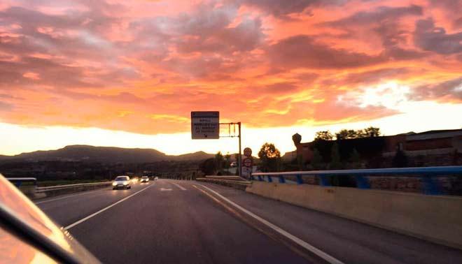cómo ahorrar gasolina en trayectos por carretera