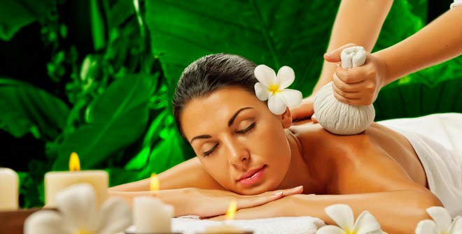 experiencias para regalar en navidad: masaje