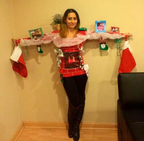 Los Disfraces caseros para Navidad más originales - Trucos y Astucias