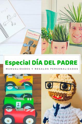 ideas originales y personalizadas para regalar a papá en el día del padre