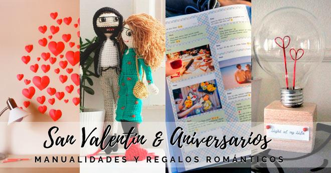 regalos originales para novio o novia con manualidades para regalar en san valentin