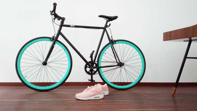 ahorrar dinero comprando bicicletas y equipo deportivo usado