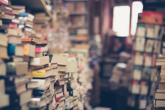 ahorrar dinero comprando libros usados