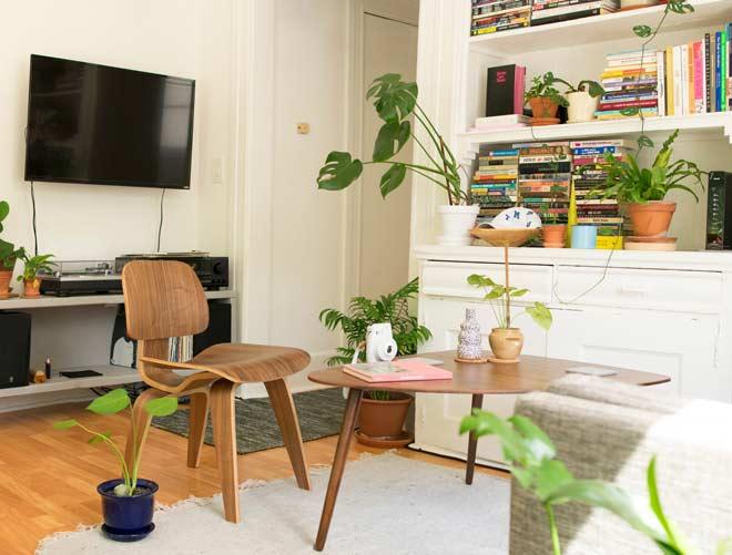 ahorrar dinero comprando muebles, menaje de hogar y elementos decorativos usados
