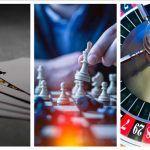 Estrategias de Póker, Ruleta y Ajedrez para la Vida y los Negocios
