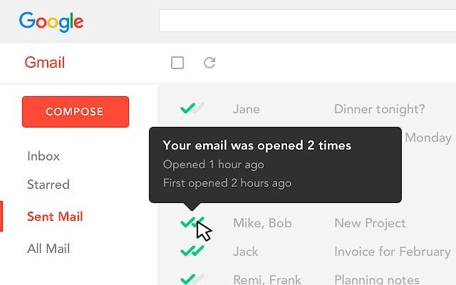 truco para saber si han abierto tus emails