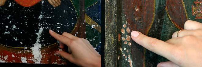 consejos y trucos para restaurar obras de arte antiguas