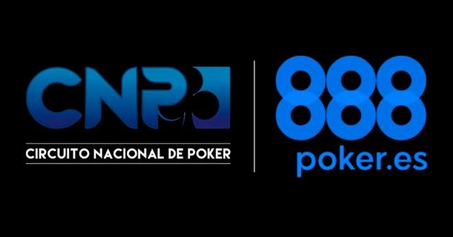 logotipos del torneo anual circuito nacional de poker 888 (cnp888)