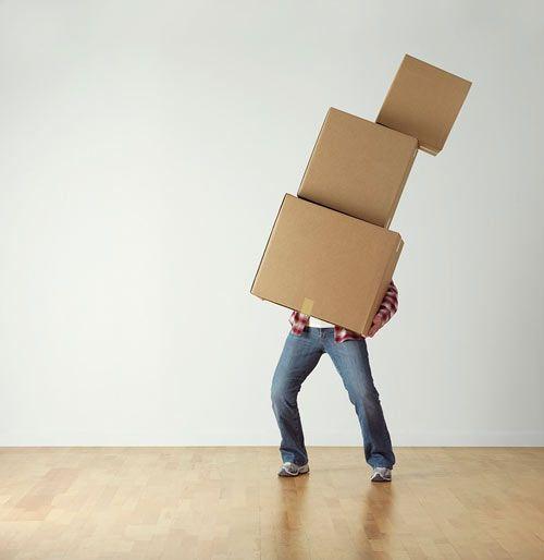 consejos útiles para hacer una mudanza bien hecha de forma fácil organizada