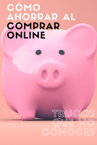 trucos para ahorrar al comprar por internet