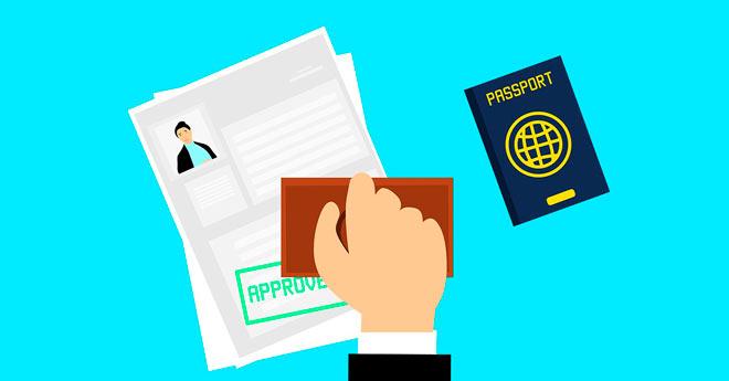 visa, esta y otra documentación necesaria para poder visitar eeuu