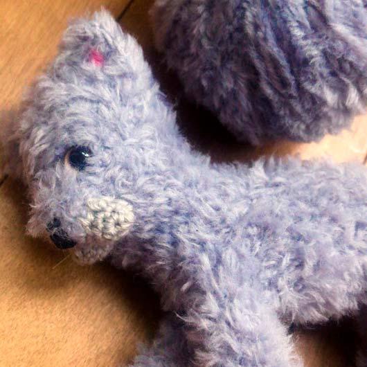 muñeco crochet, peluche gato personalizado