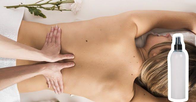 truco para aliviar el dolor de la artrosis: masaje con aromaterapia
