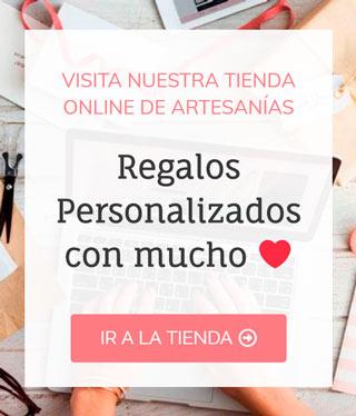 tienda online de regalos personalizados