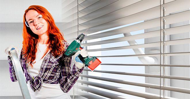 cómo instalar persianas en casa de forma profesional