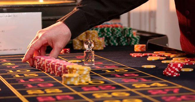 ruleta americana de un cero de casino