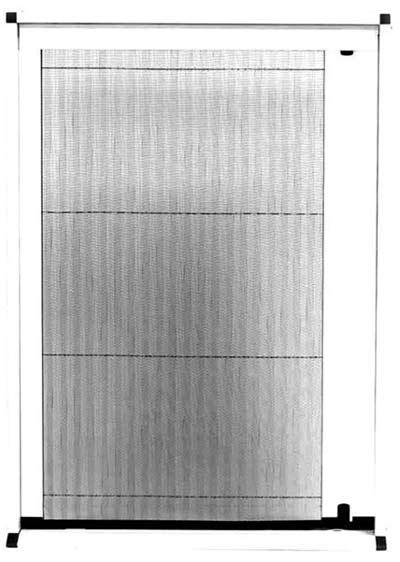 cómo instalar paso a paso una mosquitera plisada para ventana