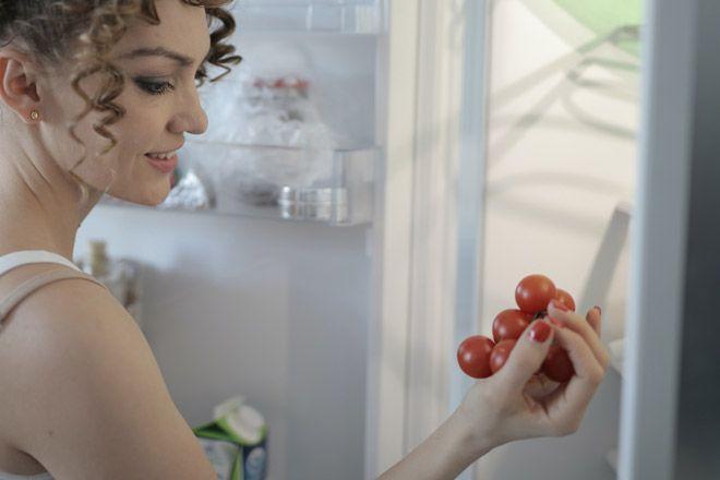 qué hacer con los alimentos en una mudanza