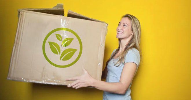 trucos y consejos para hacer una mudanza sostenible fácil y barata
