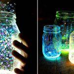 Ideas y DIY con Luz Fluorescente y Pintura Fosforescente