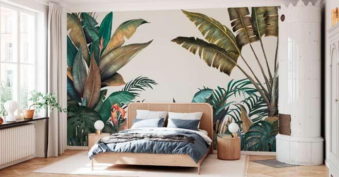 cómo elegir el mejor papel pintado para tu casa