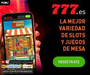 enlace registro casino 777 españa