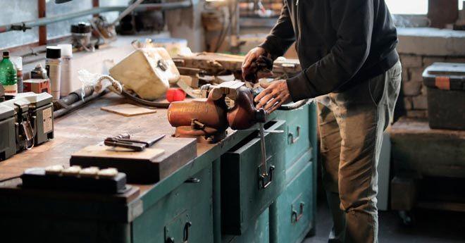 herramientas más utilizadas en cualquier taller