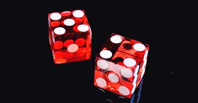 craps dado juego casino
