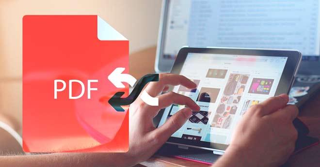 aplicación online fácil para reordenar páginas de un documento pdf