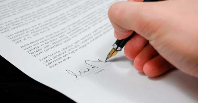 herramientas o extensiones para firmar documentos digitales